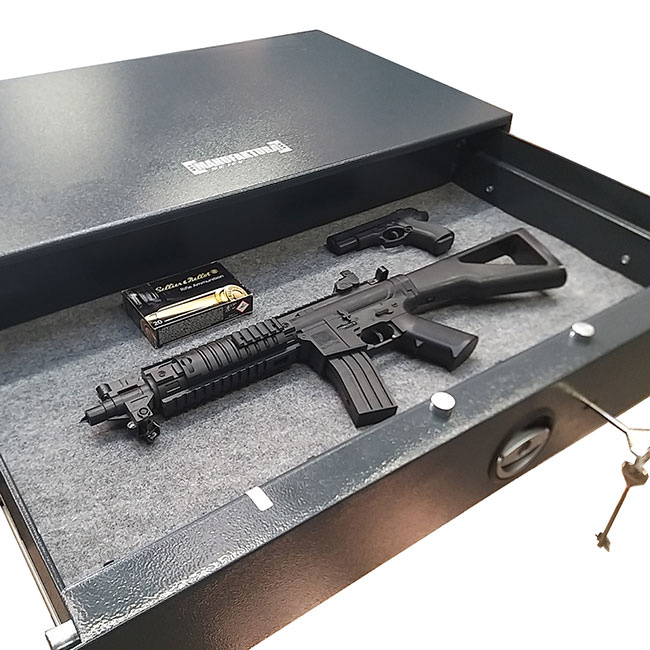"""1520 Szuflada na broń """"flat safe"""" - 90 cm"""
