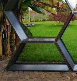Stojak na drewno - Trapez 1500