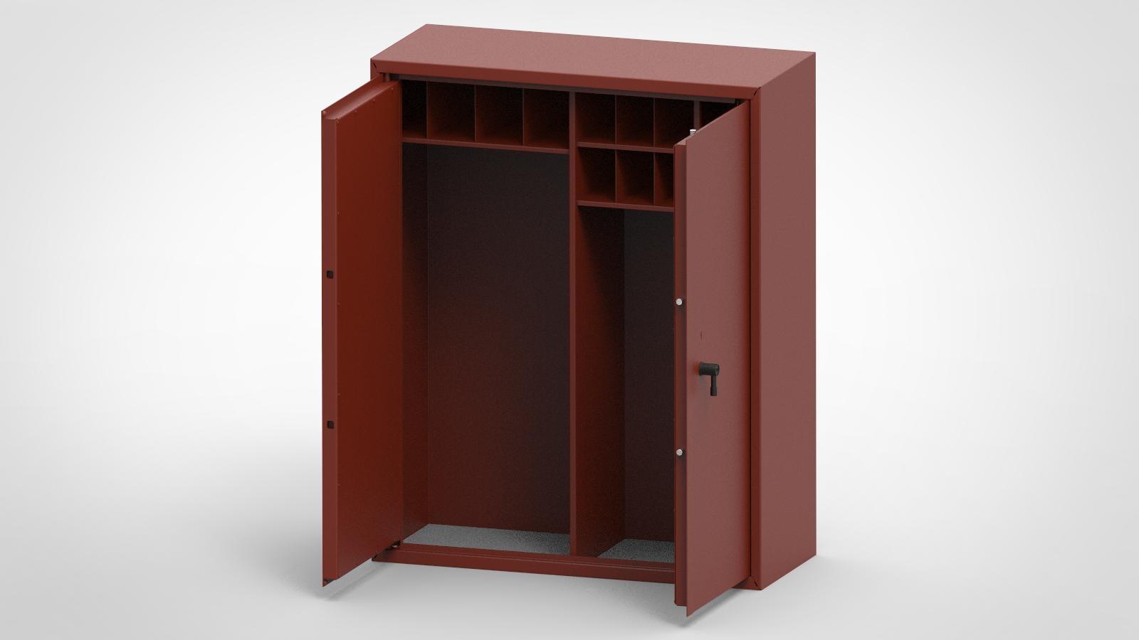 Nowy, ciekawy projekt szafy