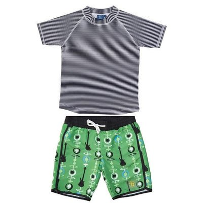 UV Zwemset (Shirt & Boardshort)