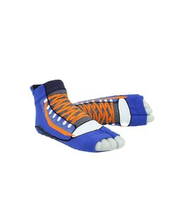 Antislip Zwemsok 'Sweakers Blue Sport' - Ockyz