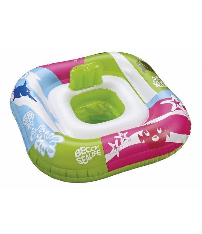 Zwemzitje voor baby's 'Sealife' - Beco