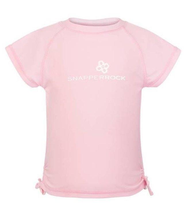UV shirt Meisje Ballet Pink - Snapper Rock