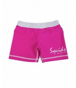 Zwemshort Pink Power - Squids Sunwear