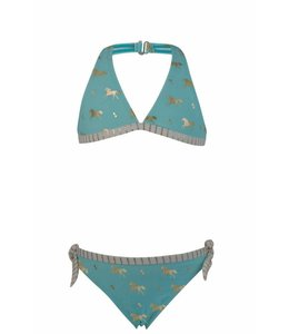 Bikini Goud Paardje - Snapper Rock