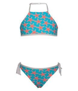 Bikini halter top meisje Zeester - Snapper Rock