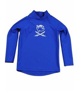 UV shirt lange mouwen blauw - IQ-UV