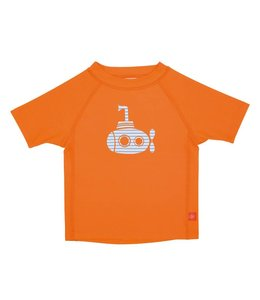UV shirt oranje onderzeeër korte mouw - Lässig