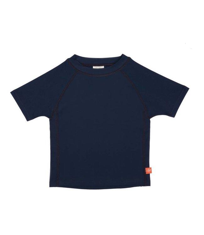 UV shirt meisje short sleeve blauw - Lässig