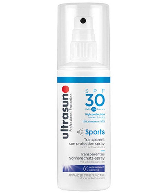 Ultrasun Sports Spray SPF30 (150ml)