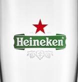 LOT DE 6 VERRES HEINEKEN STARGLASS 25 CL