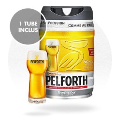Pelforth Blonde FÛT PELFORTH BLONDE (5L)