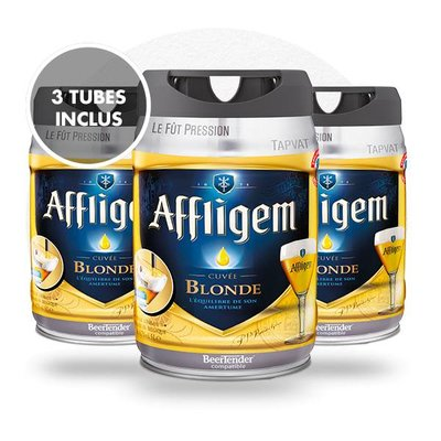 PACK TRIO AFFLIGEM (5L) OLD