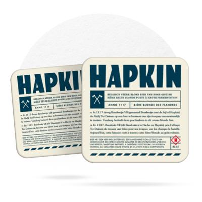 LOT DE 20 SOUS-BOCKS HAPKIN