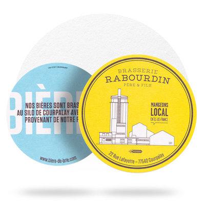 LOT DE 20 SOUS-BOCKS RABOURDIN