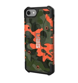 UAG UAG Pathfinder SE Camo Series Case for Apple iPhone 6/6s/7/8 - Rust Camo