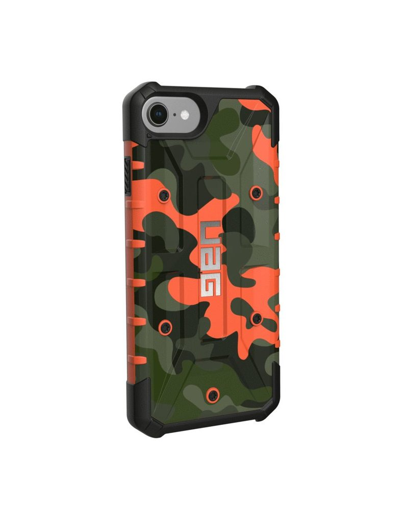 UAG UAG Pathfinder SE Camo Series Case for Apple iPhone 6/6s/7/8 - Rust Camo