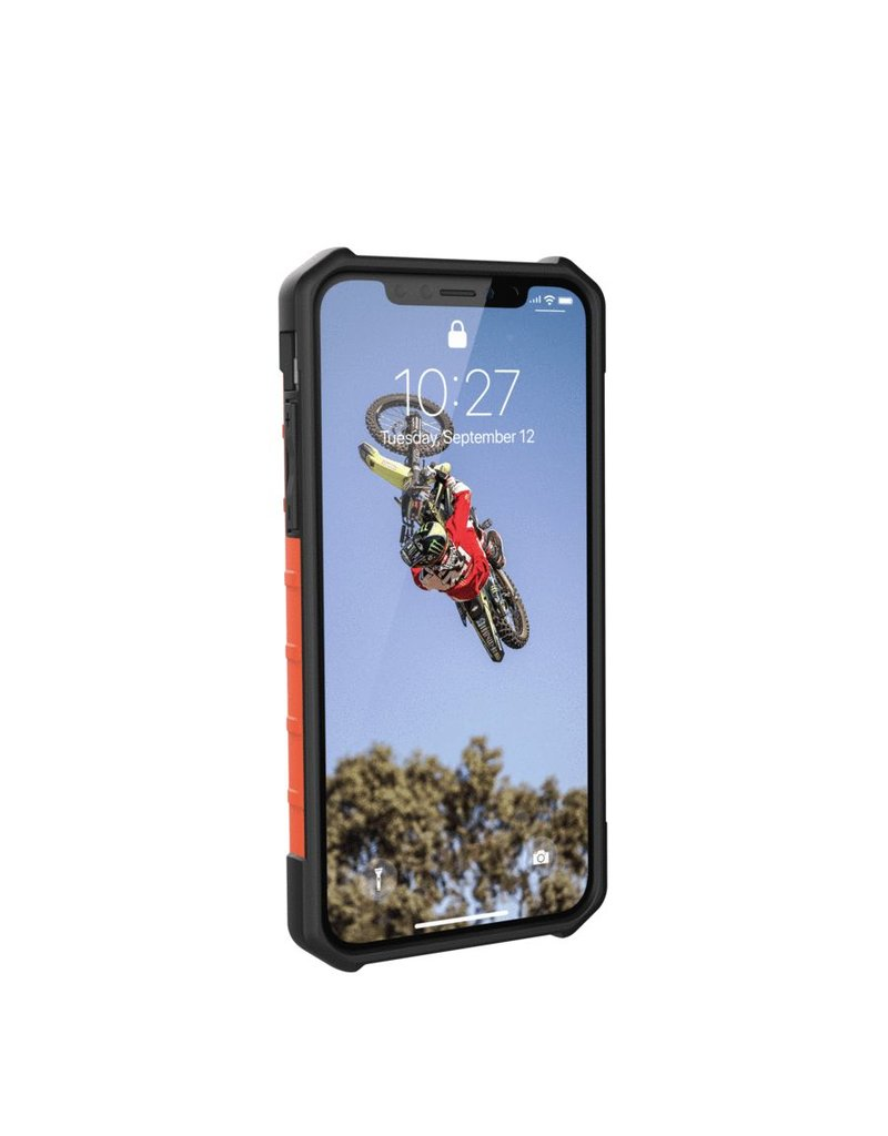 UAG UAG Pathfinder Camo Series Case for Apple iPhone X/Xs - Rust Camo
