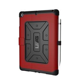 UAG UAG Metropolis Folio Wallet Case for iPad 9.7 (5Th/6Th Generation) Case - Magma