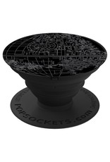 PopSockets PopSockets Star Wars Device Stand and Grip - Death Star