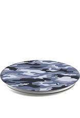 PopSockets PopSockets Device Stand and Grip - Gray Camo