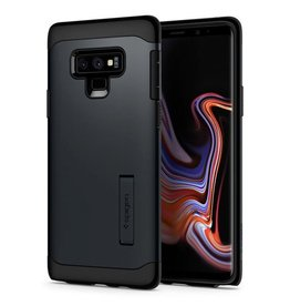 Spigen Spigen Slim Armor Case for Samsung Galaxy Note 9 - Metal Slate