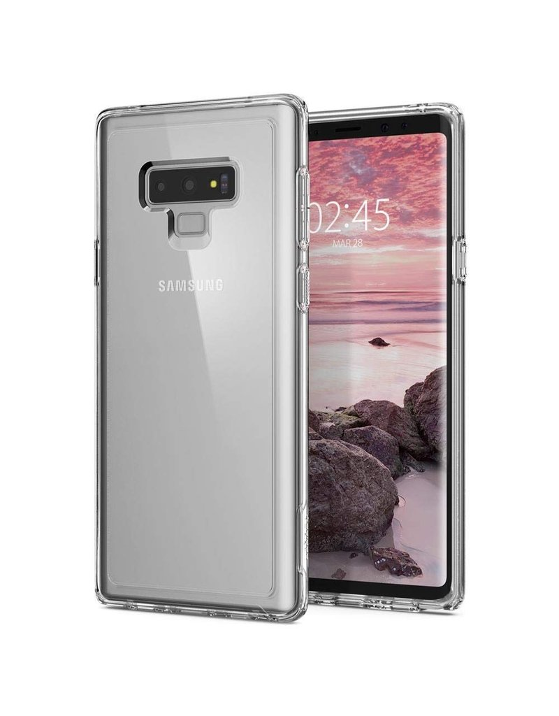 check out df299 33078 Spigen Spigen Slim Armor Crystal Case for Samsung Galaxy Note 9 - Crystal  Clear