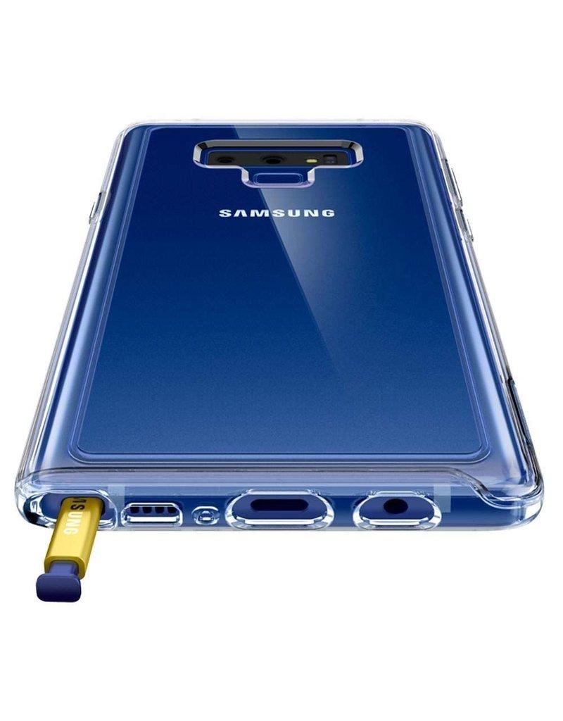 check out 14a45 99b4b Spigen Spigen Slim Armor Crystal Case for Samsung Galaxy Note 9 - Crystal  Clear