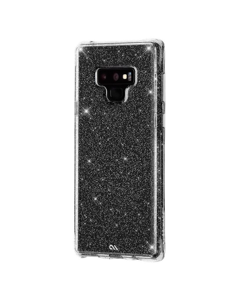 Case Mate Case Mate Sheer Crystal Case for Samsung Galaxy Note 9 - Clear