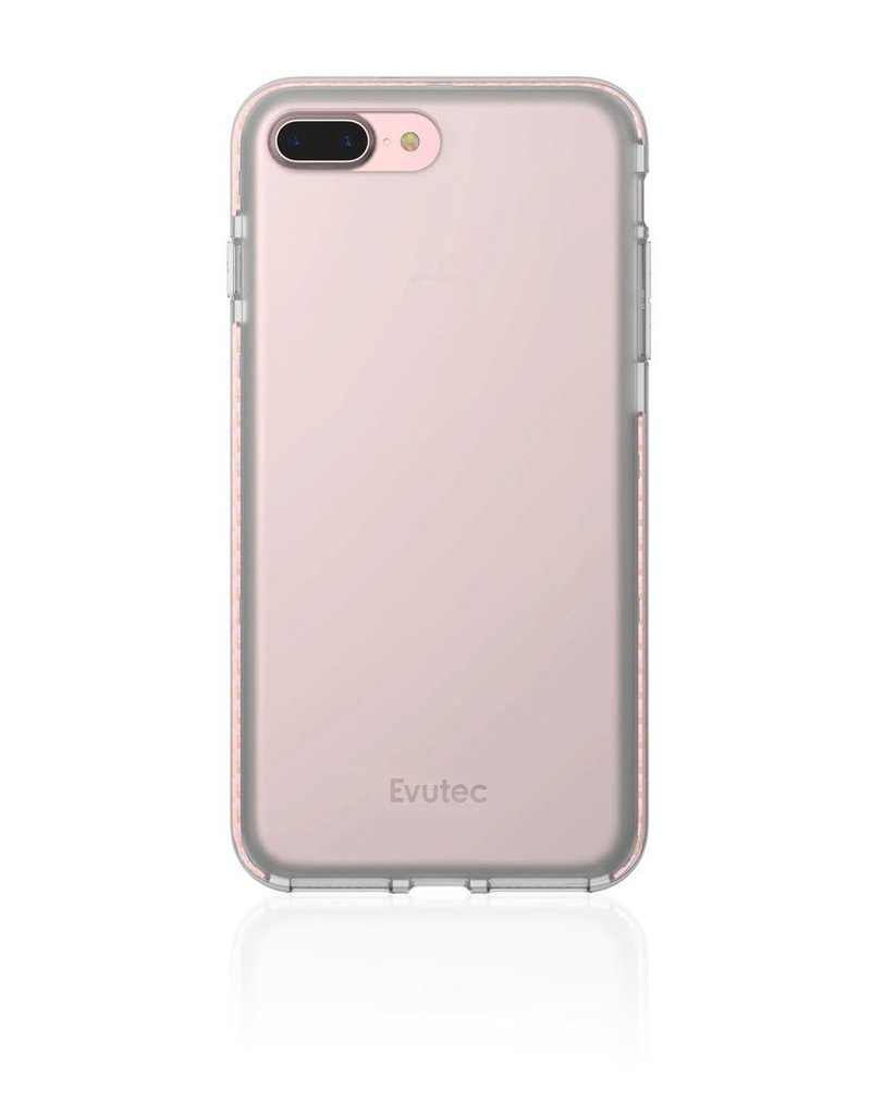Evutec Evutec Selenium Series for iPhone 7/8 Plus - Clear/Rose Gold