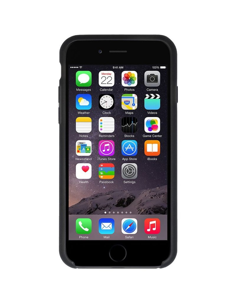 Native Union NATIVE UNION CLIC 360° DROP-PROOF  FOR IPHONE 6/6S PLUS - BLACK