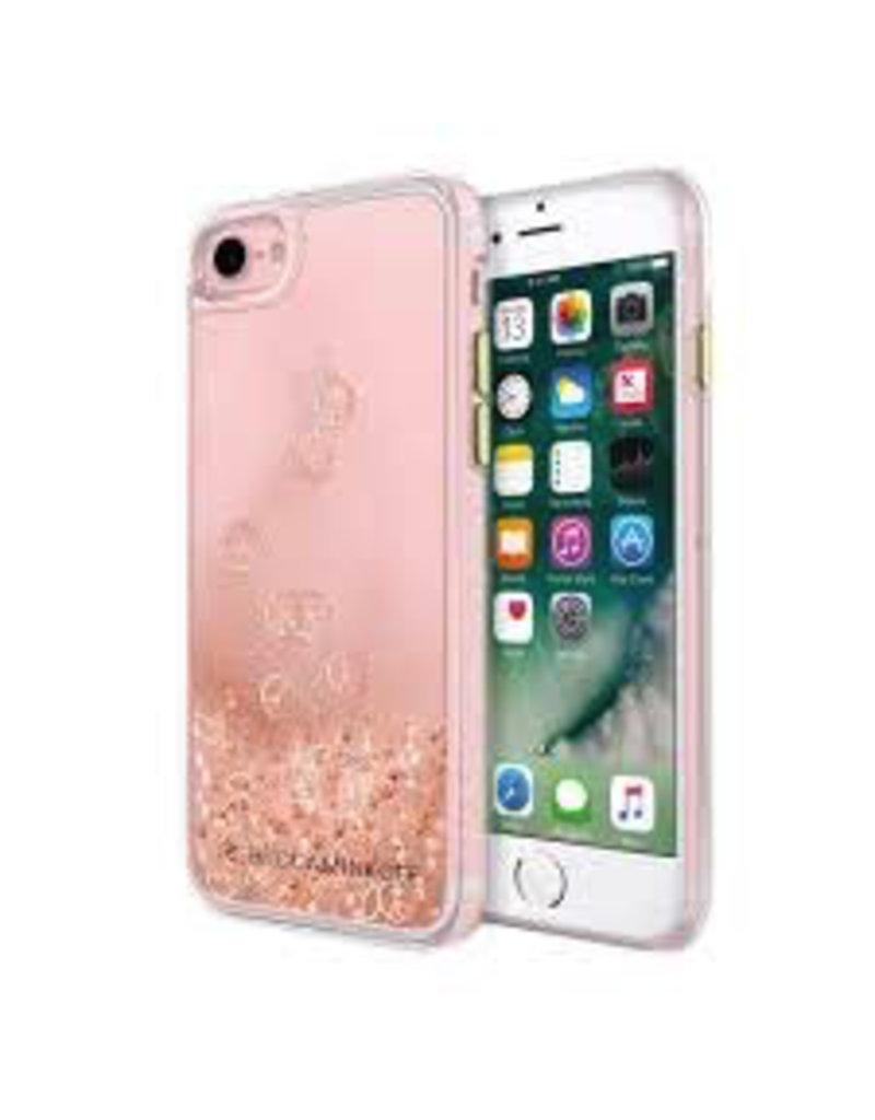 Incipio Incipio - Rebecca Minkoff Glitterfall Case iPhone 7/8 Peace