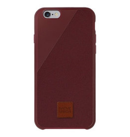 Native Union NATIVE UNION CLIC 360° DROP-PROOF PROTECTION FOR IPHONE 6/6s - MARSALA