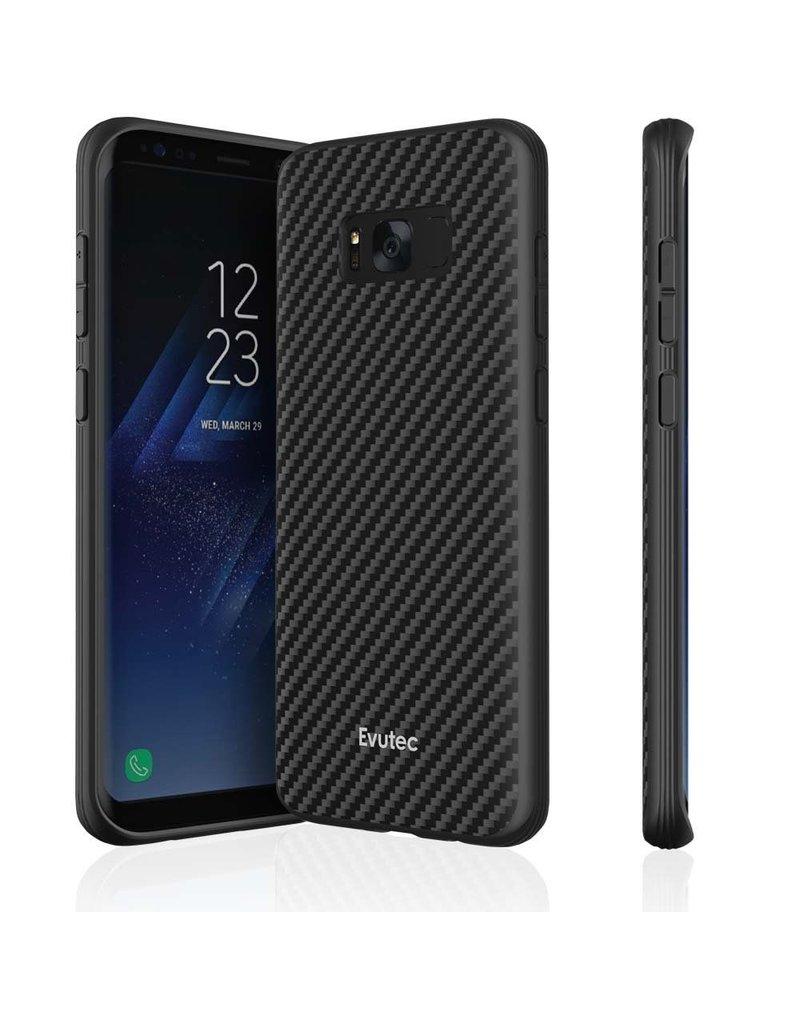 Evutec Evutec Aer Karbon Series Case for Sumsung Galaxy S8 Plus - Black