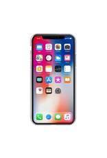 Incipio INCIPIO APPLE IPHONE X KATE SPADE NEW YORK PROTECTIVE HARDSHELL CASE - CHARLOTTE STRIPE RED (RED/RED GLITTER)