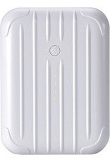 Just Mobile Just Mobile Gum++ High Capacity Backup Battery 6000 mAh - White