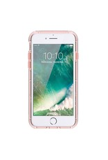 Griffin Griffin Survivor Clear Case for iPhone 6/6S/7/8 - Rose Gold