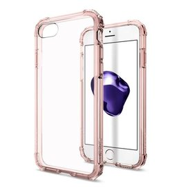 Spigen Spigen iPhone 7/8 Case Crystal Shell-Rose Crystal