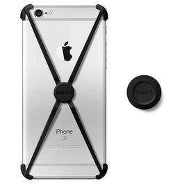 Mod-3 Mod-3 alt case for iPhone 6/6s - Black X-core Technology – Advanced Protection with wall Mount.