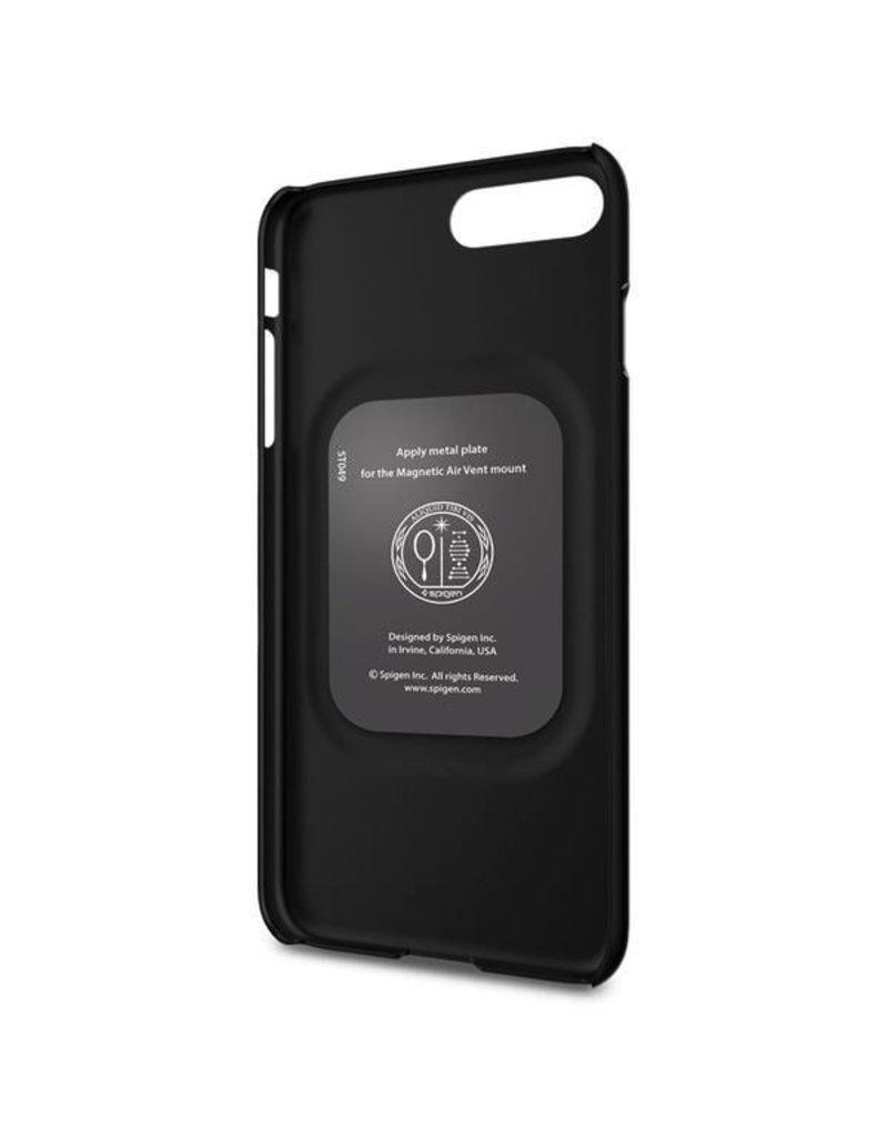 Spigen Spigen iPhone 7 Plus Case Thin Fit- Black