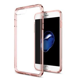 Spigen Spigen iPhone 7 Plus Case Ultra Hybrid- Rose crystal