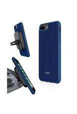 Evutec EVUTEC AERGO SERIES CASE WITH AFIX VENT MOUNT FOR IPHONE 8/7/6S/6 PLUS - BLUE