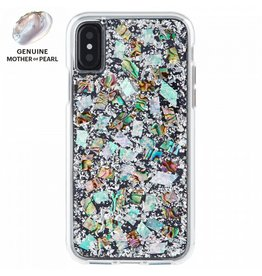 Case Mate CASE MATE APPLE IPHONE X/XS KARAT CASE - MOTHER OF PEARL