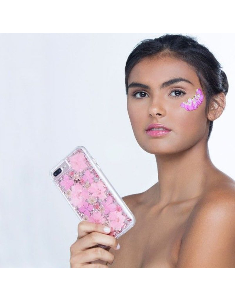 Case Mate CASE MATE KARAT PETALS CASE FOR APPLE IPHONE X/XS - PINK