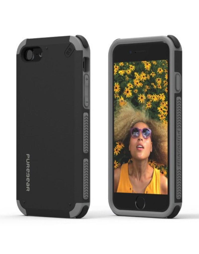 Pure Gear PureGear DualTek Case for iPhone 7/8/SE - Matte Black