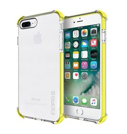 Incipio Incipio Peprieve Sport Protective Case With Reinforced Corners for iPhone 7 Plus - Clear/Lime