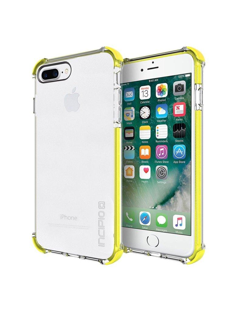 Incipio Incipio Peprieve Sport Protective Case With Reinforced Corners for iPhone 7 Plus - Clear/Lime