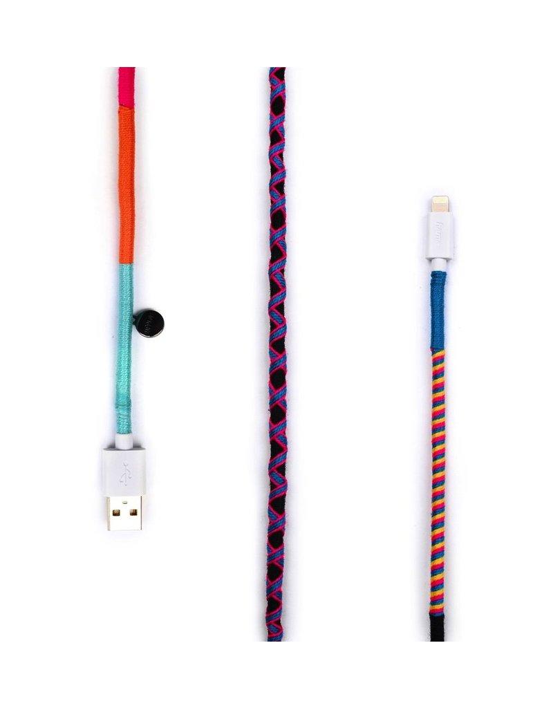 Happy-Nes HAPPY-NES APPLE LIGHTING CABLE COSMIC XL