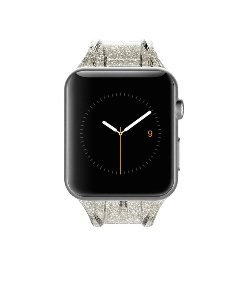 Case Mate CASE MATE APPLE WATCH 42/44MM SHEER GLAM WATCHBAND - CHAMPAGNE