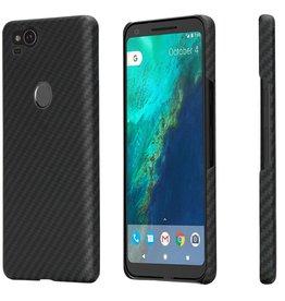 Pitaka Pitaka Aramid Case for Google Pixel 2 - Black/Grey Twill